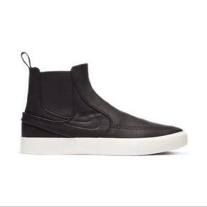 NWOB Nike Janoski Slip Mid RM Black & Whit…